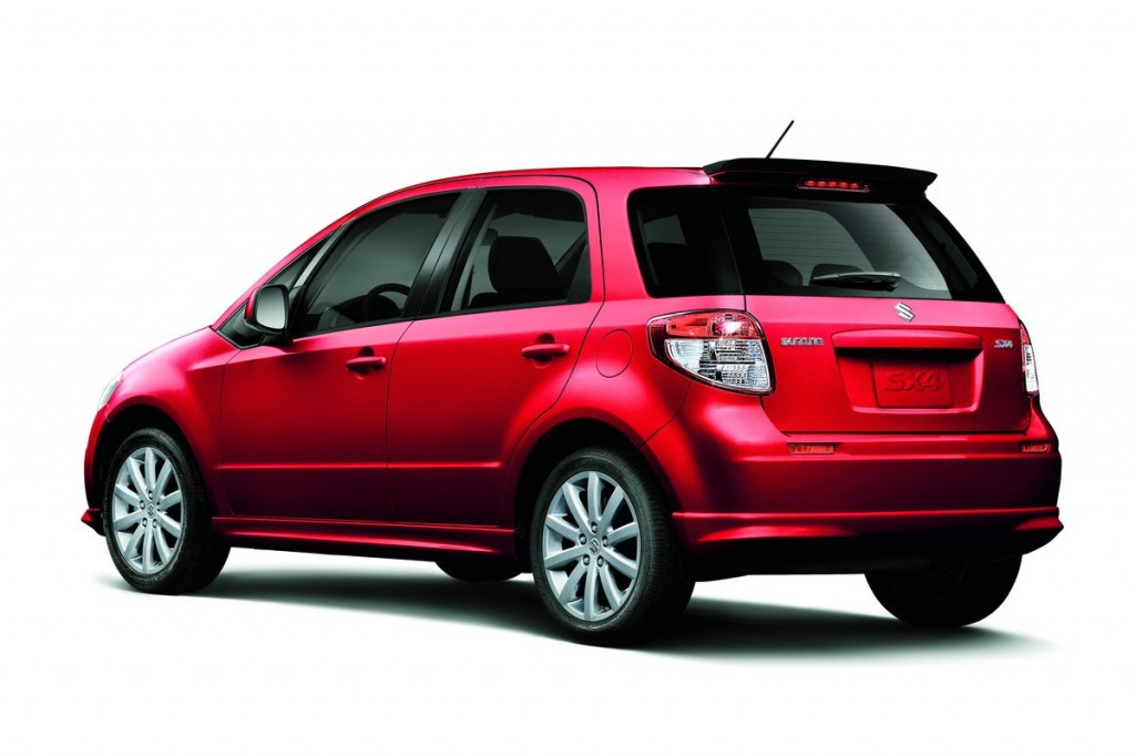 2012 suzuki sx4 pictures photos gallery green car reports. Black Bedroom Furniture Sets. Home Design Ideas