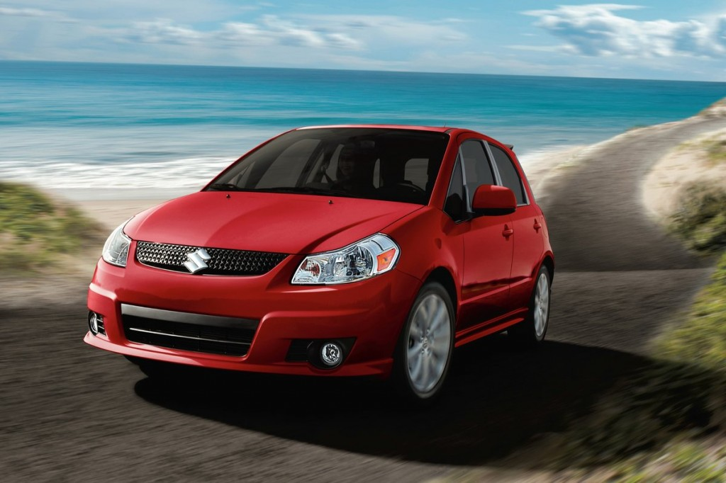 2012 suzuki sx4 pictures photos gallery the car connection. Black Bedroom Furniture Sets. Home Design Ideas
