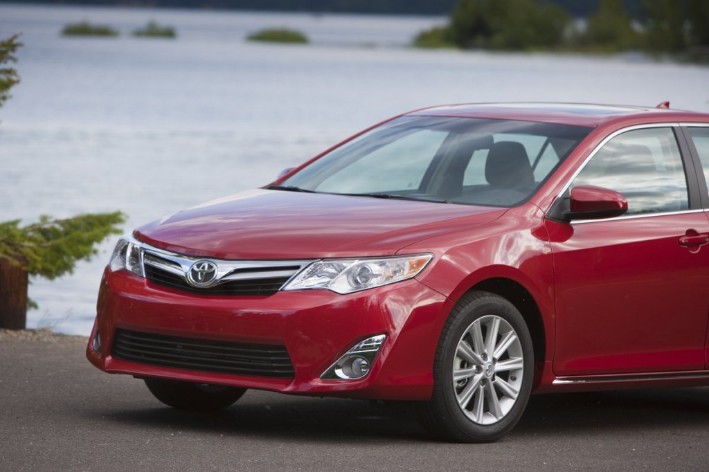 2012 Toyota Camry Pictures Photos Gallery Motorauthority