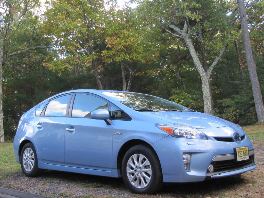 2012 Toyota Prius Plug In Hybrid Is It An Electric Car
