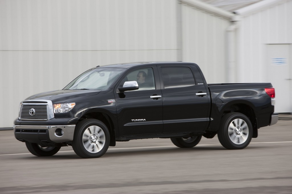 2012 Toyota Tundra Pictures/Photos Gallery - The Car Connection