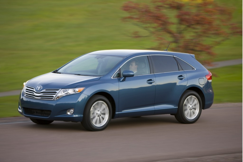 2012 Toyota Venza Pictures Photos Gallery Green Car Reports