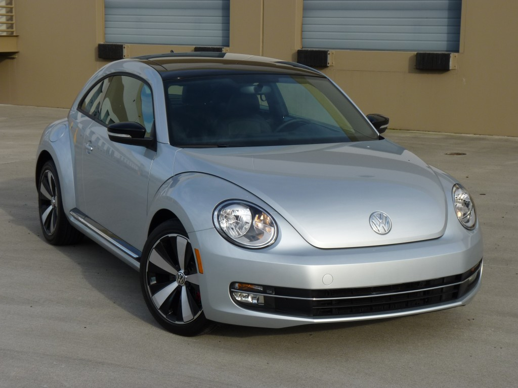2012 volkswagen beetle turbo driven. Black Bedroom Furniture Sets. Home Design Ideas