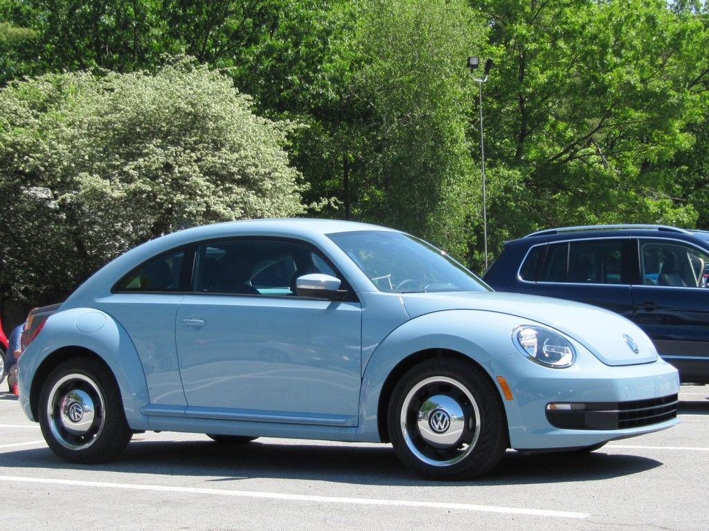 Yamaha R Vw Bug