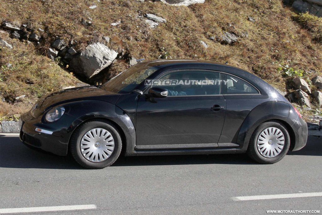 image appeared in the following articles: 2012 Volkswagen New Beetle