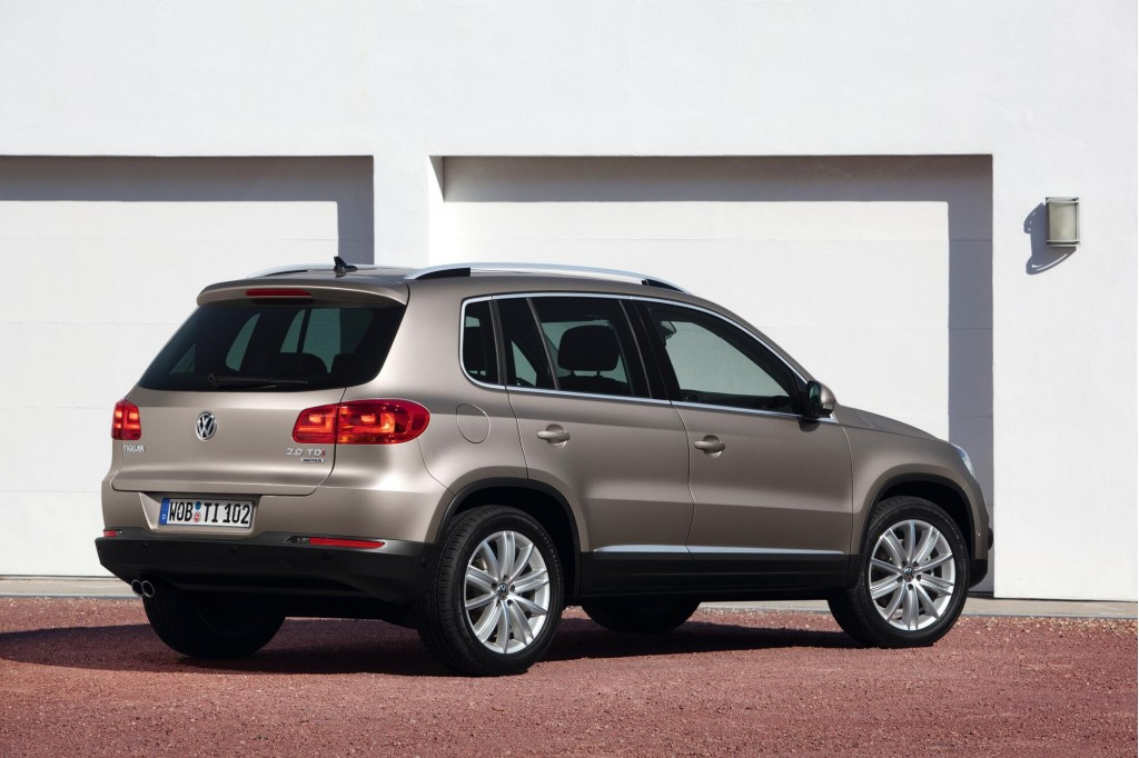 2012 volkswagen tiguan. Black Bedroom Furniture Sets. Home Design Ideas