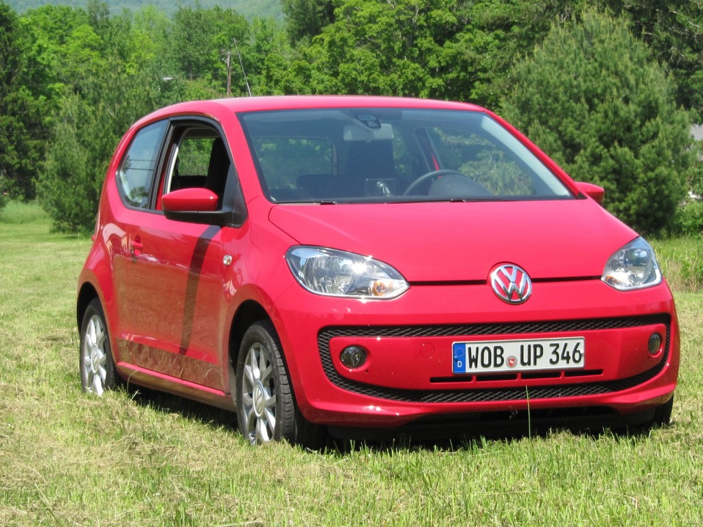 volkswagen up the coolest high mpg small car we can 39 t have. Black Bedroom Furniture Sets. Home Design Ideas