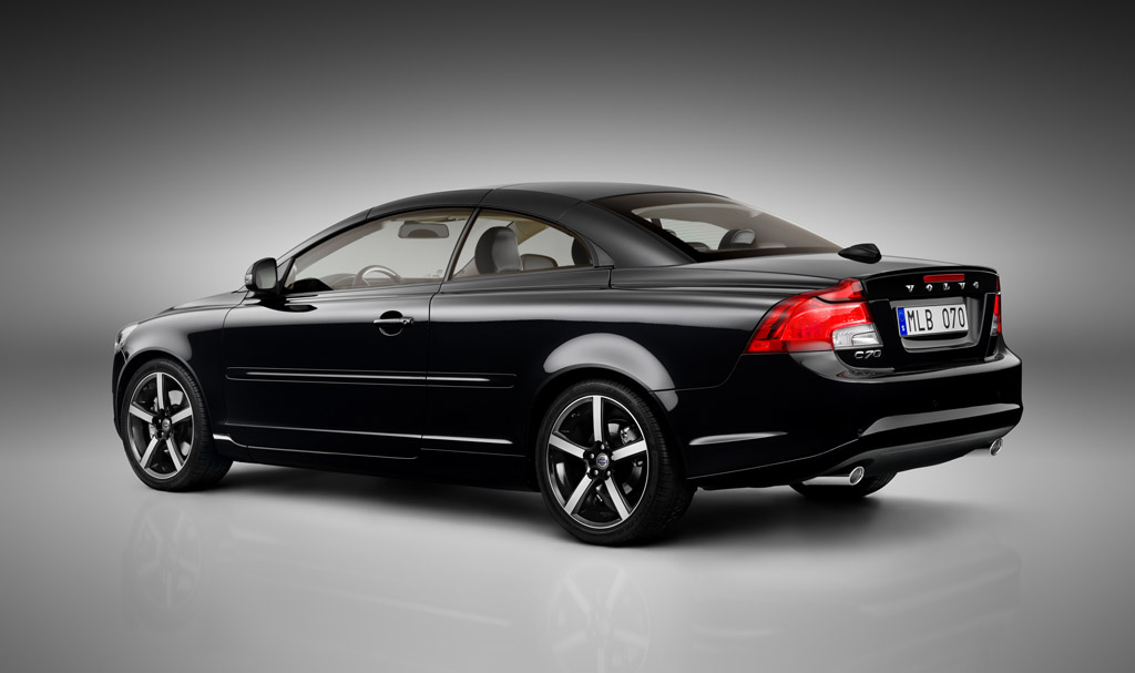 volvo prices its convertible swan song the c70 inscription. Black Bedroom Furniture Sets. Home Design Ideas