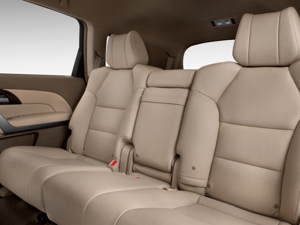 Image: 2013 Acura MDX AWD 4-door Tech Pkg Rear Seats, size: 1024 x 768, type: gif, posted on ...