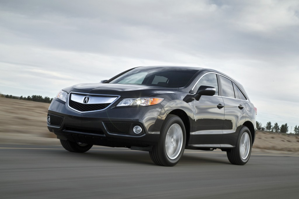 2013 acura rdx first drive. Black Bedroom Furniture Sets. Home Design Ideas