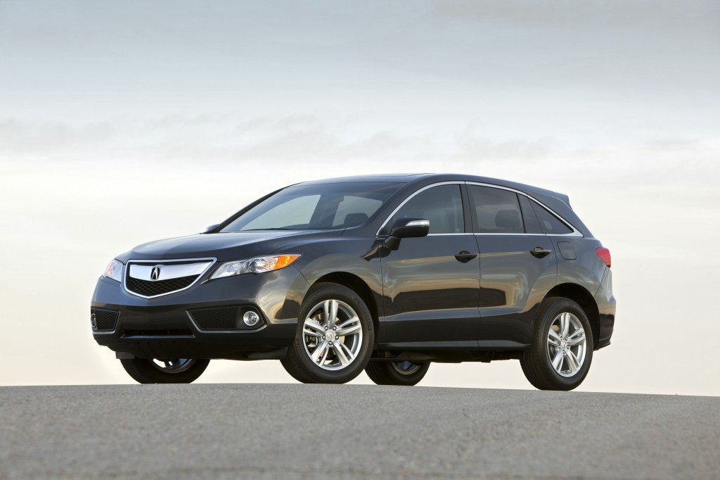 2013 Acura RDX First Drive
