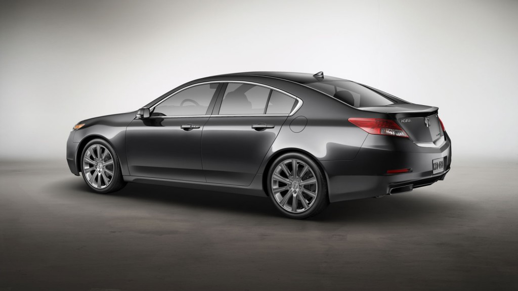 2013 Acura TL Special Edition Revealed
