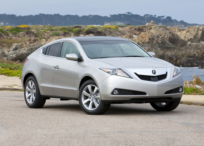 2013 acura zdx a few changes identity crisis still intact. Black Bedroom Furniture Sets. Home Design Ideas