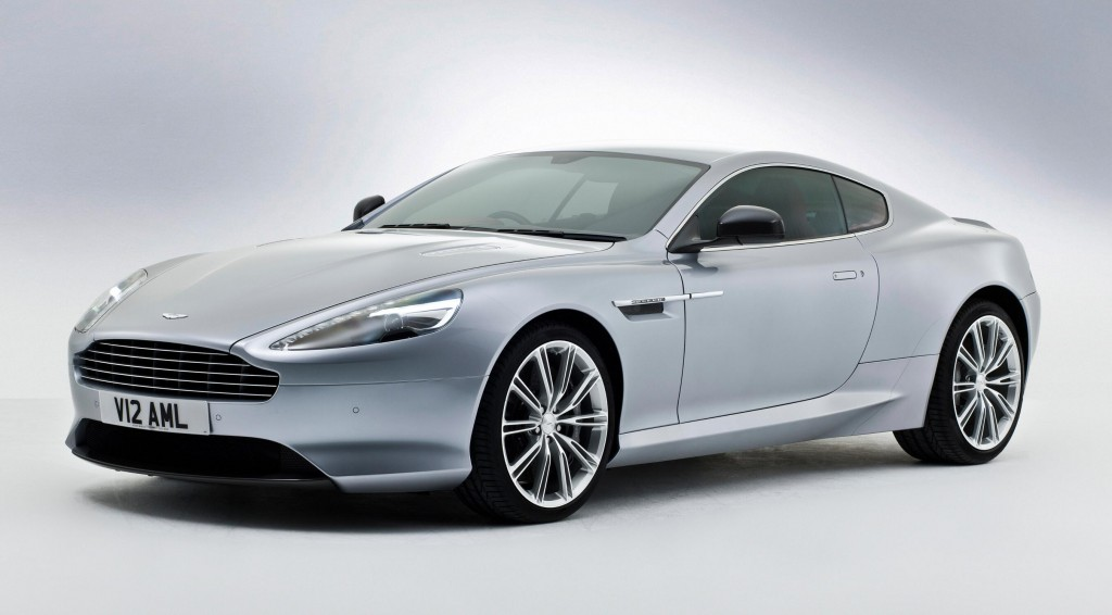 2015 Ford Fusion Rims >> 2013 Aston Martin DB9: More Power, New Look