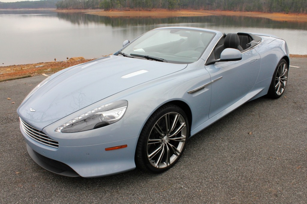 2013 aston martin db9 volante first drive and video road test. Cars Review. Best American Auto & Cars Review