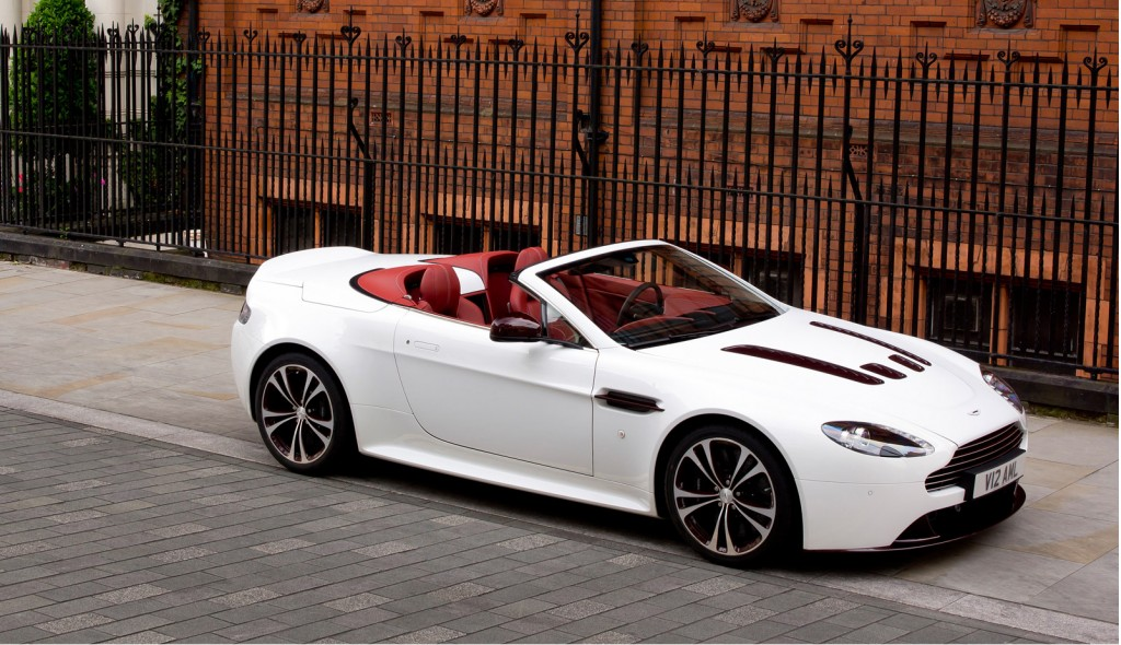 2013 aston martin v12 vantage roadster revealed. Black Bedroom Furniture Sets. Home Design Ideas