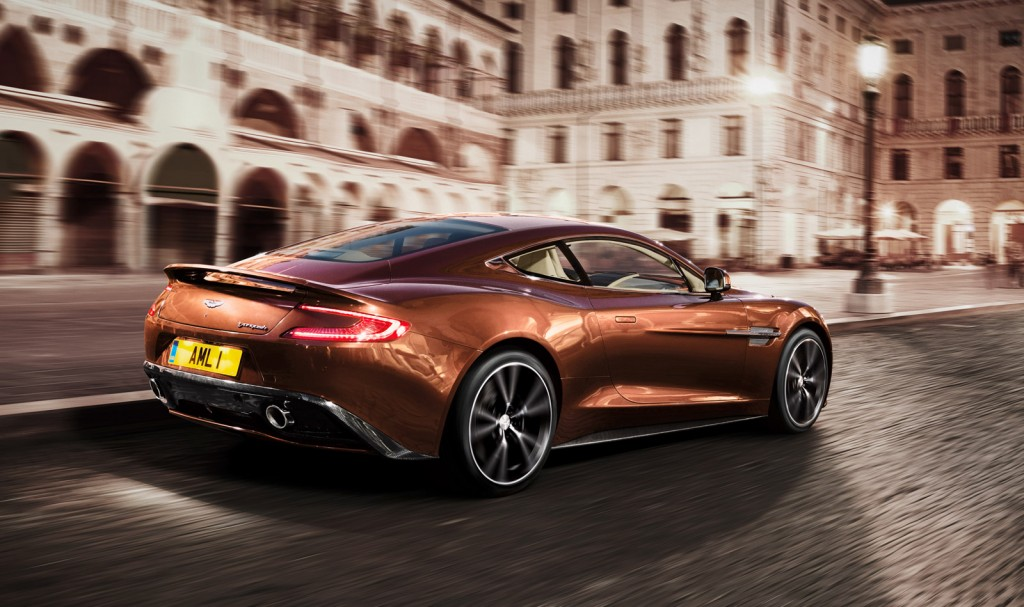 2013 aston martin vanquish set for pebble beach debut. Cars Review. Best American Auto & Cars Review
