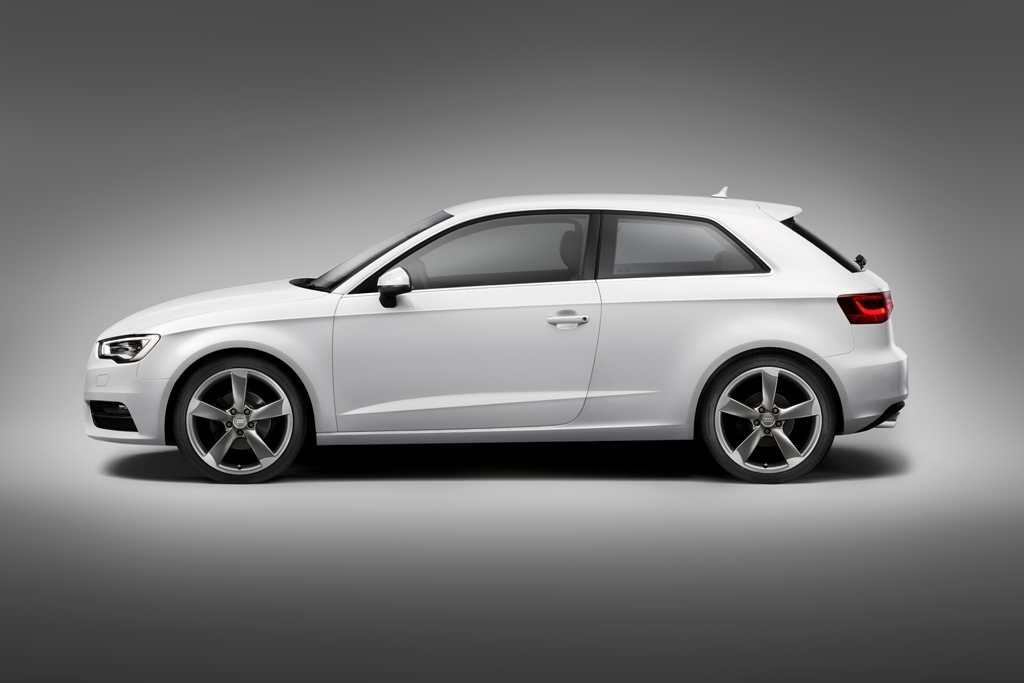 2013 audi a3 hatchback leaked. Black Bedroom Furniture Sets. Home Design Ideas