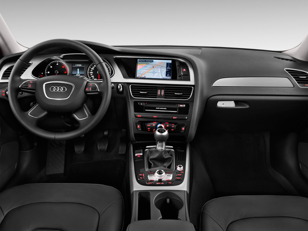 2013 Audi A4 Photo Gallery Cars And Bikes
