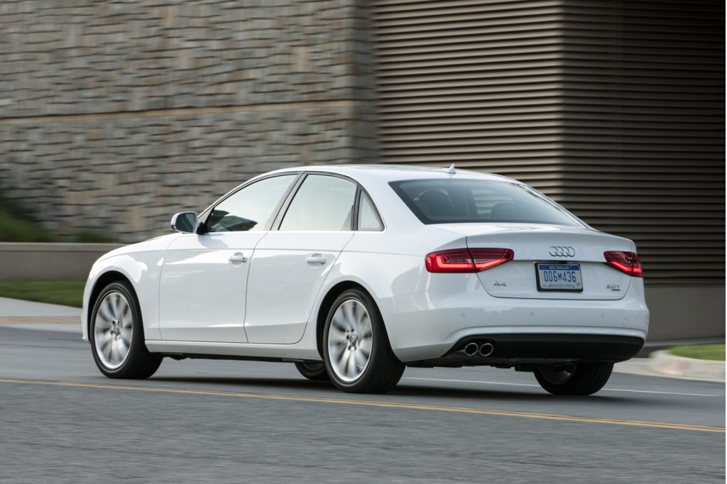 2013 Audi A4 First Drive And Video Road Test