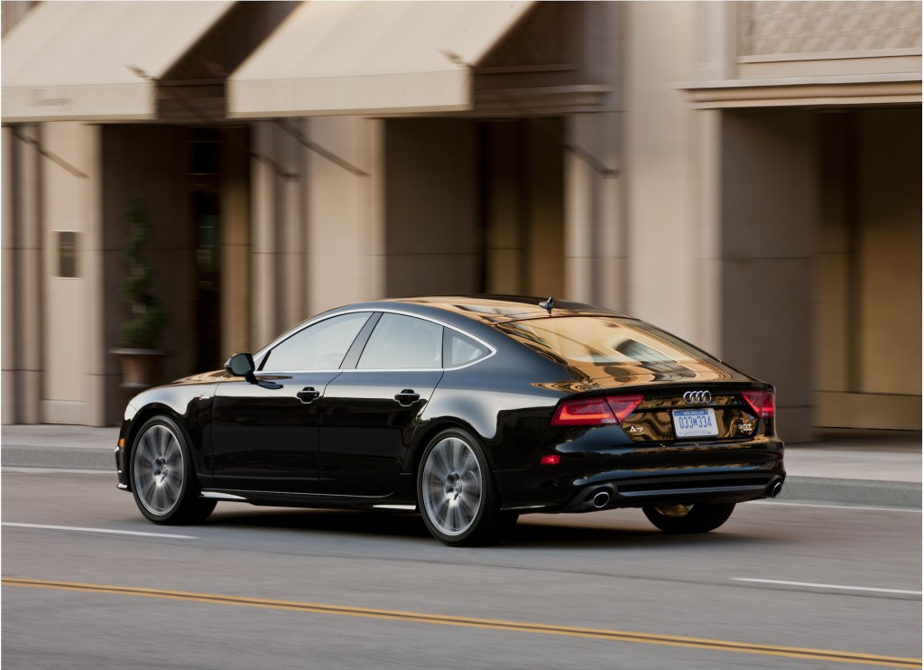 2013 audi a7 pictures photos gallery the car connection. Black Bedroom Furniture Sets. Home Design Ideas