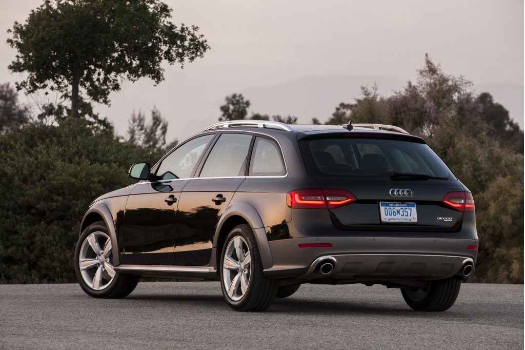 30 days of audi allroad gas mileage wrap up. Black Bedroom Furniture Sets. Home Design Ideas