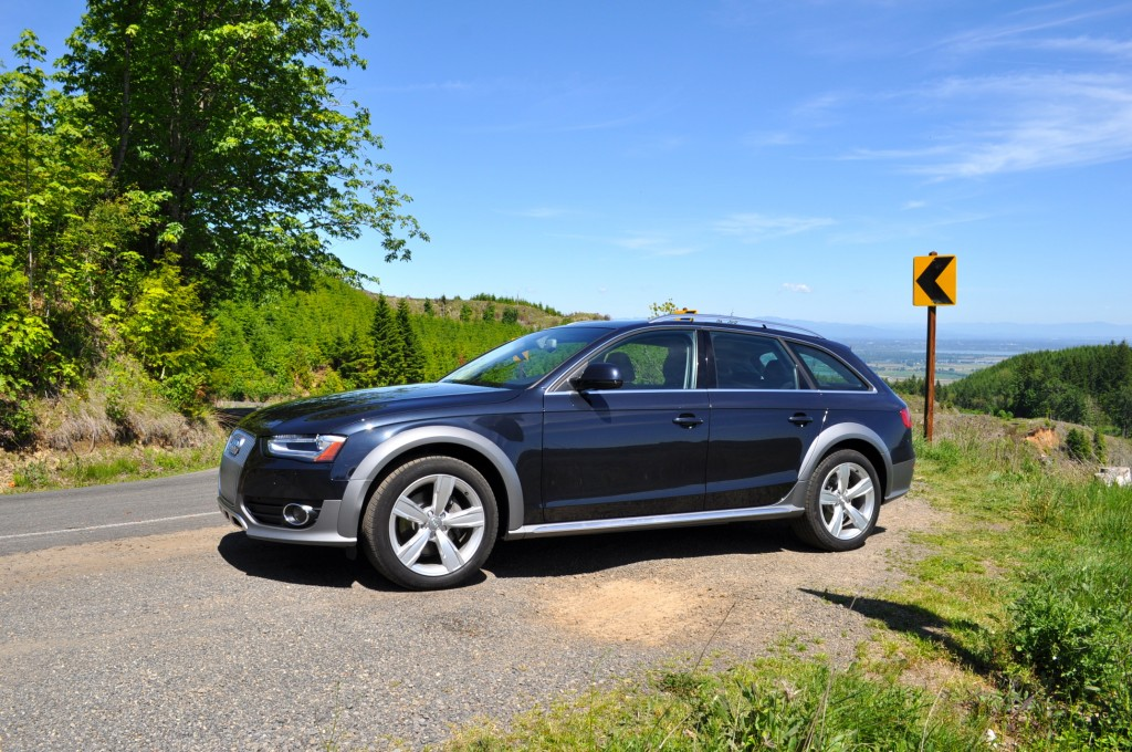 looking back 30 days of the 2013 audi allroad. Black Bedroom Furniture Sets. Home Design Ideas