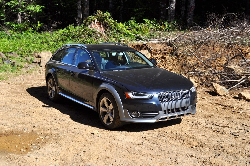 2013 audi allroad off road 30 days of allroad. Black Bedroom Furniture Sets. Home Design Ideas