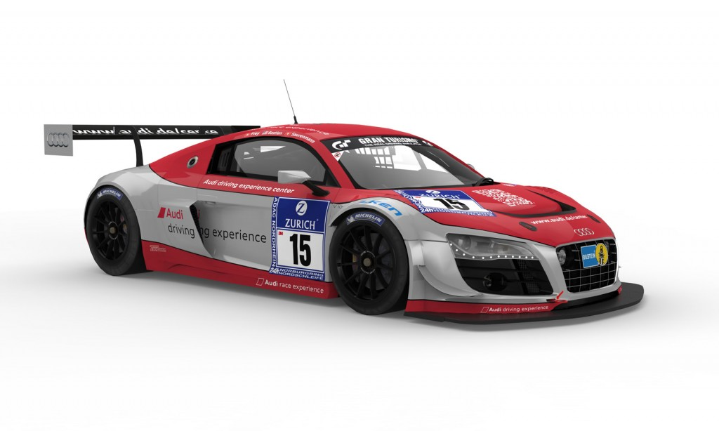 eight audi r8 lms ultras to tackle 2013 n rburgring 24 hours. Black Bedroom Furniture Sets. Home Design Ideas