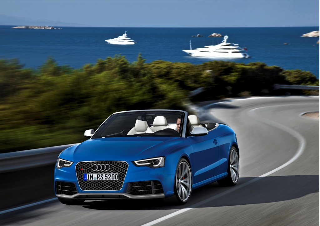 2014 audi rs 5 cabriolet. Black Bedroom Furniture Sets. Home Design Ideas