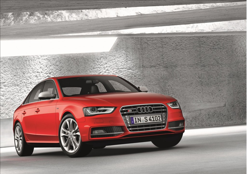 2013 audi a4 s4 a4 allroad preview coming to america. Black Bedroom Furniture Sets. Home Design Ideas