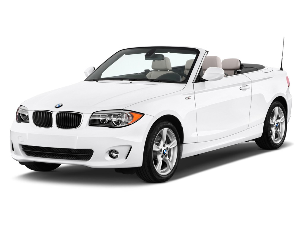 2013 bmw 1 series 2 door convertible 128i angular front exterior view. Cars Review. Best American Auto & Cars Review