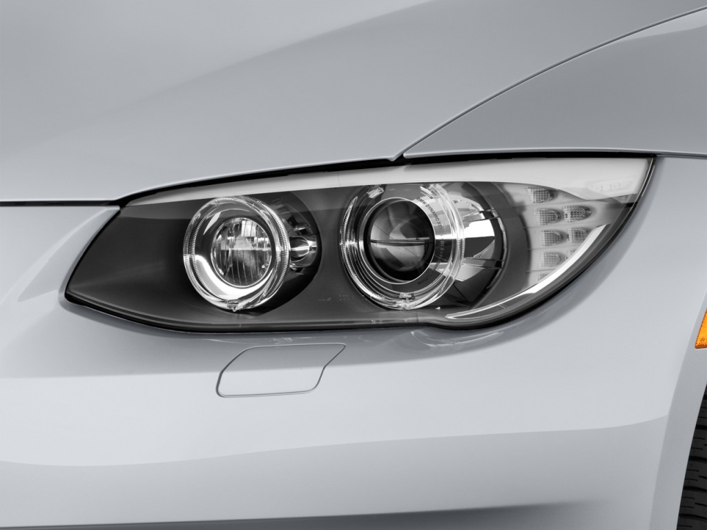 Image: 2013 BMW 3-Series 2-door Convertible 335i Headlight, size: 1024 x 768, type: gif, posted ...