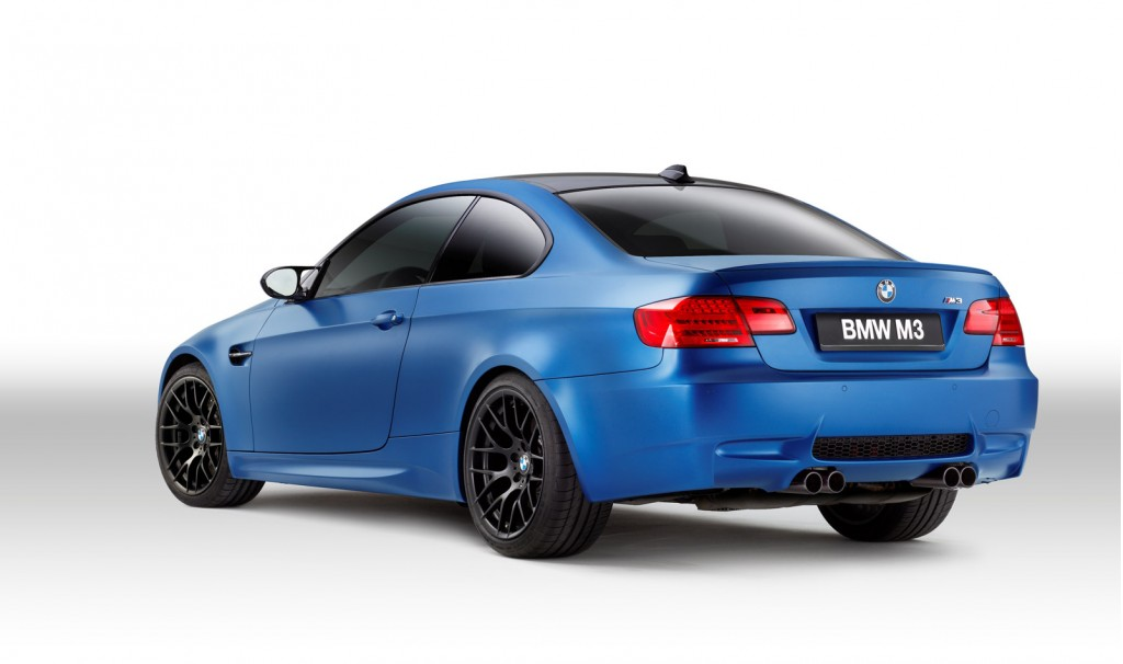 2013 bmw m3 coupe frozen limited edition models launched. Black Bedroom Furniture Sets. Home Design Ideas