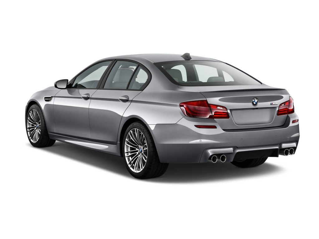 2013 Bmw M5 Pictures Photos Gallery Green Car Reports