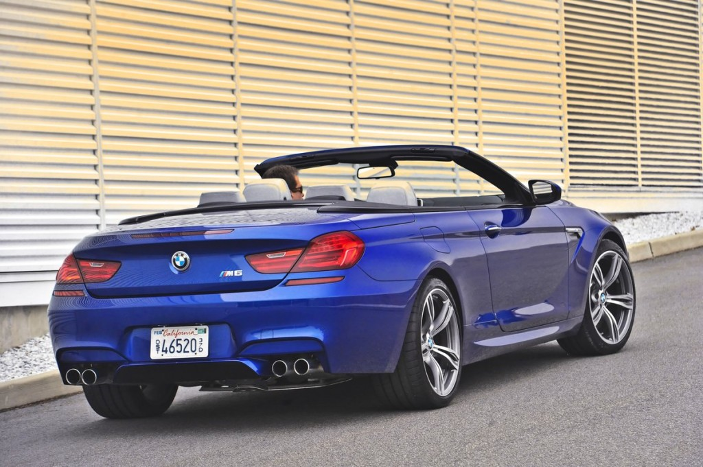 2012 bmw m6 convertible first drive. Black Bedroom Furniture Sets. Home Design Ideas