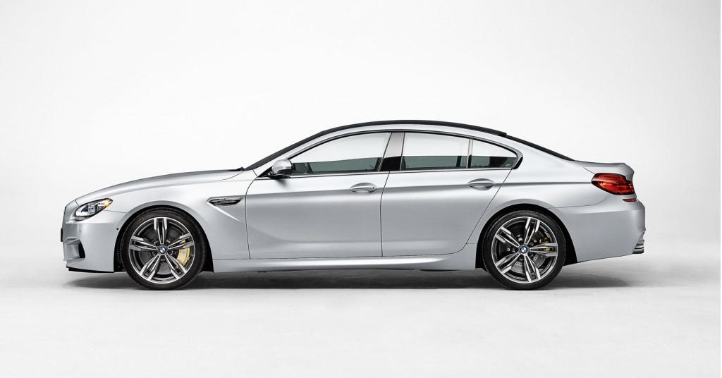 2014 bmw m6 gran coupe revealed. Black Bedroom Furniture Sets. Home Design Ideas