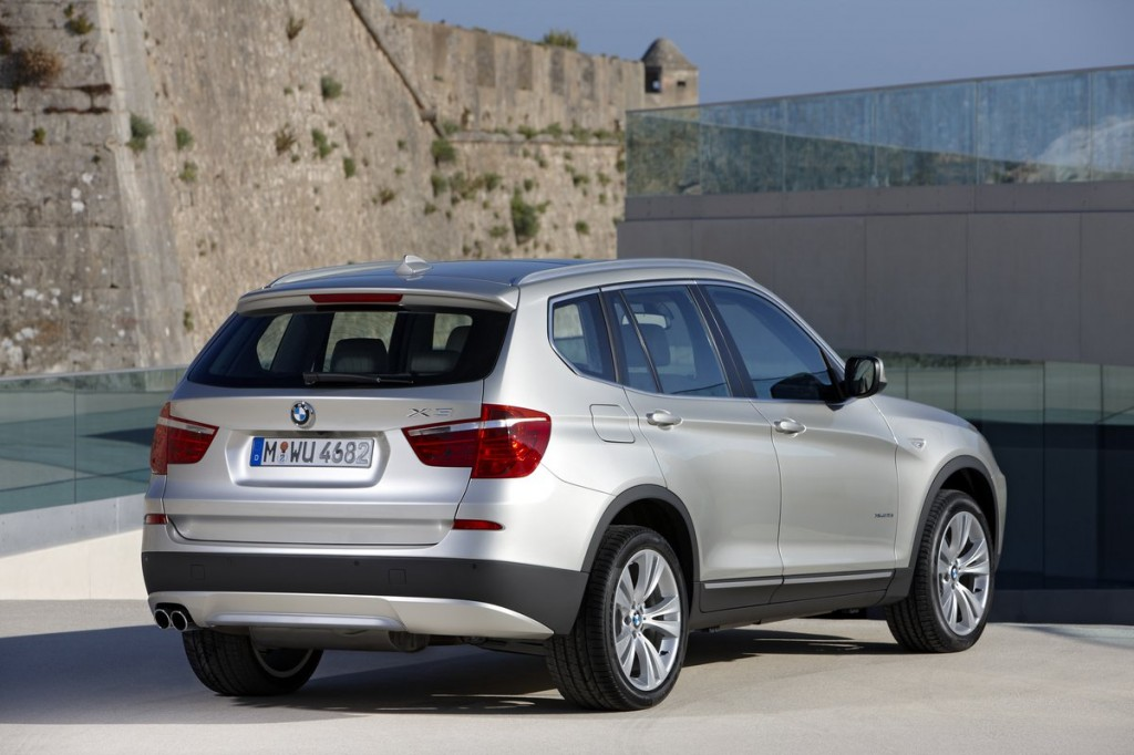 2013 Bmw X3 Pictures Photos Gallery Green Car Reports