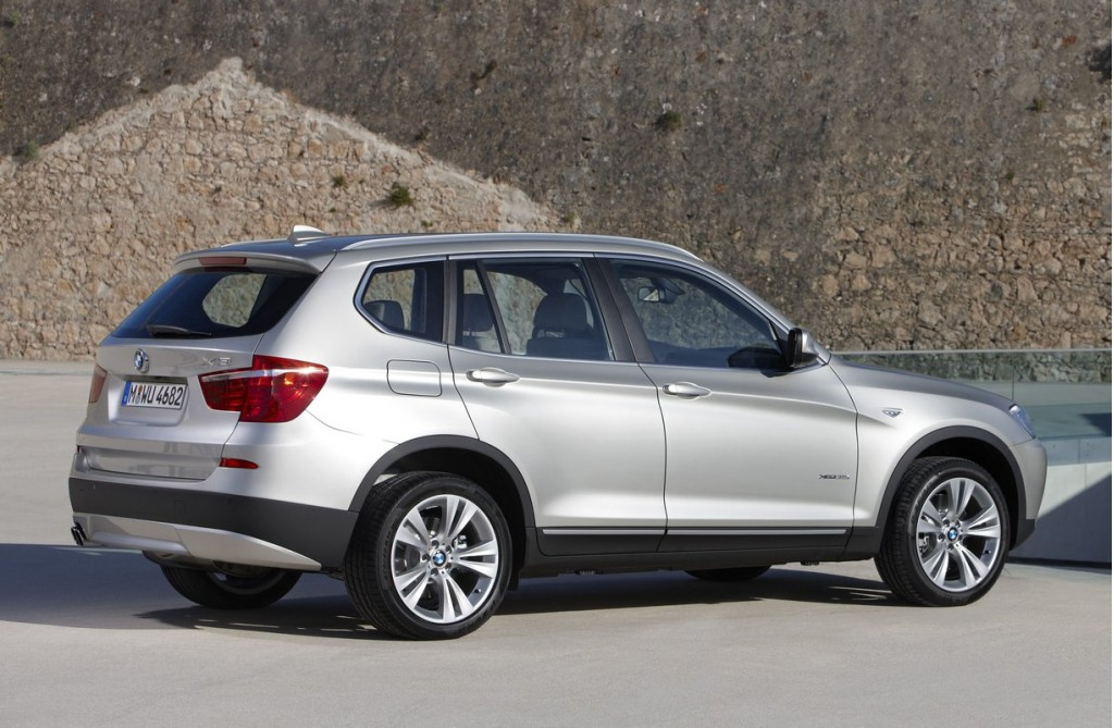 2013 Bmw X3 Pictures Photos Gallery Motorauthority