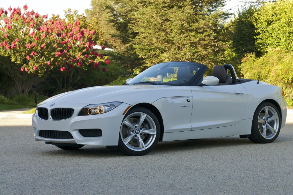 2013 Bmw Z4 Pictures Photos Gallery Green Car Reports