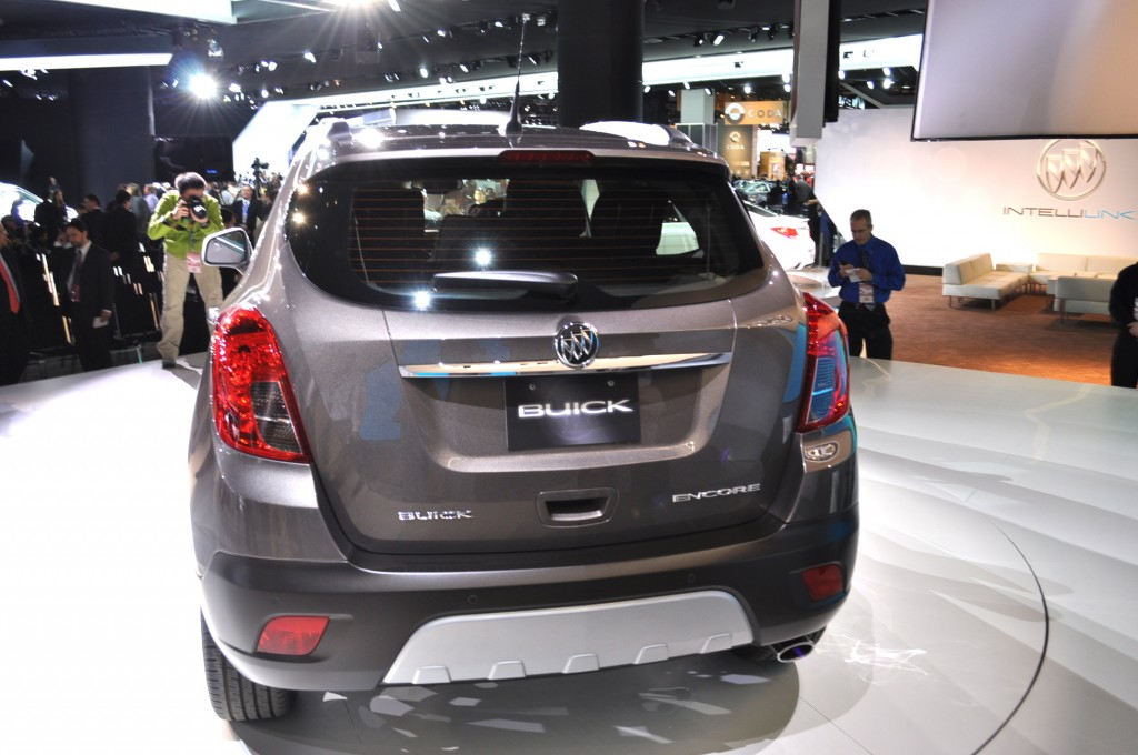 2013 Buick Encore Pictures/Photos Gallery - MotorAuthority