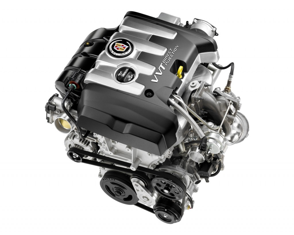 2013 Cadillac Ats To Get 270 Hp Turbocharged Four Cylinder