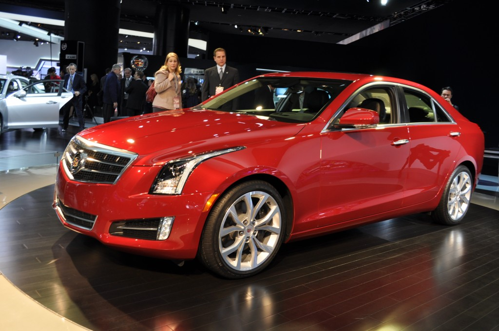 2013 cadillac ats pictures photos gallery motorauthority. Black Bedroom Furniture Sets. Home Design Ideas
