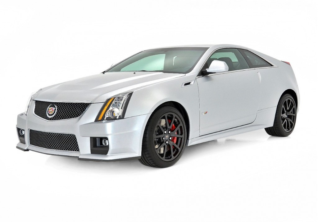 cadillac launches limited edition special finish cts models. Black Bedroom Furniture Sets. Home Design Ideas