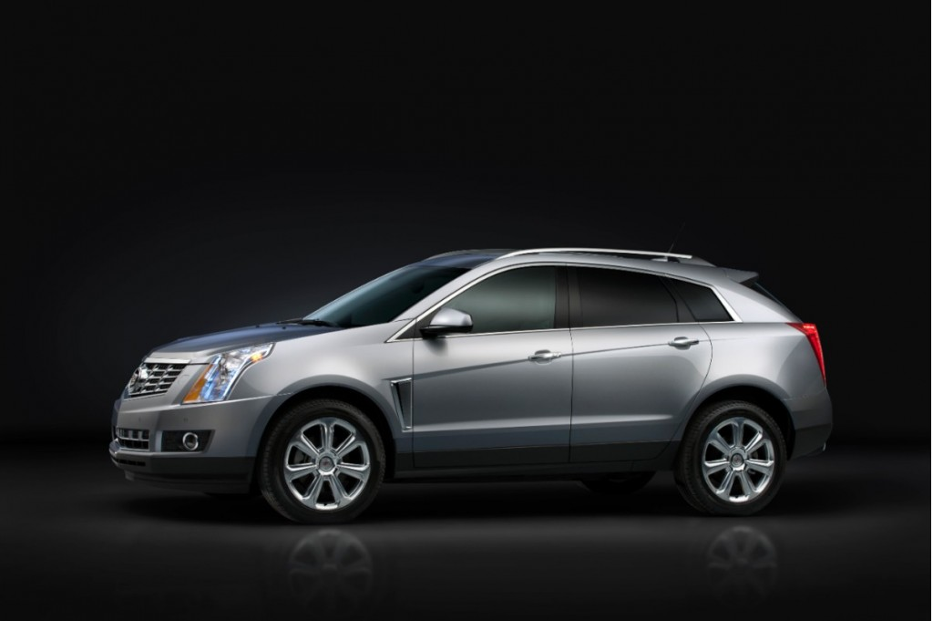 2013 cadillac srx recalled due to loose wheel nuts. Black Bedroom Furniture Sets. Home Design Ideas