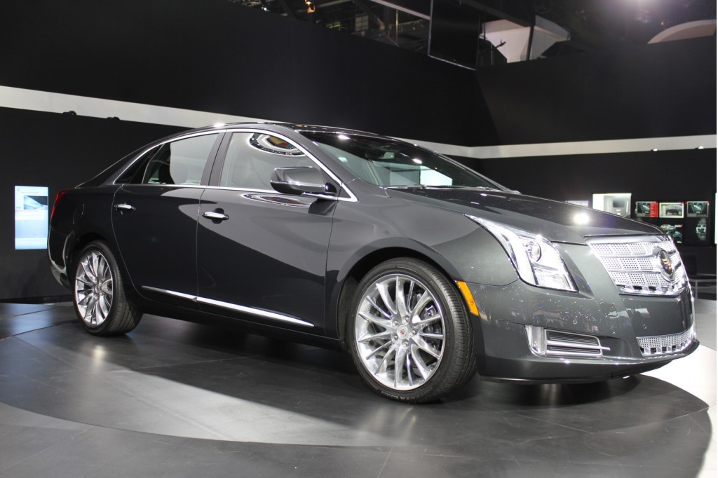 2013 cadillac xts priced from 44 995. Black Bedroom Furniture Sets. Home Design Ideas