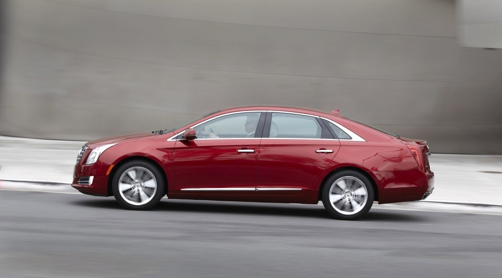 could the cadillac xts serve as opel s new flagship. Black Bedroom Furniture Sets. Home Design Ideas