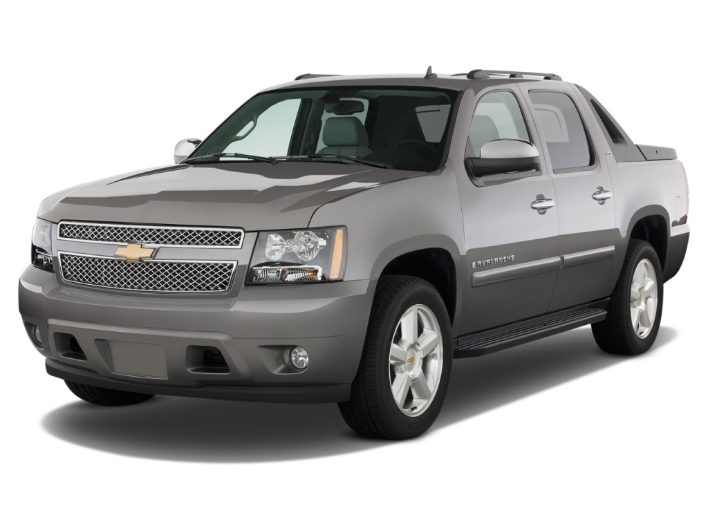 2013 Chevrolet Avalanche Chevy Pictures Photos Gallery