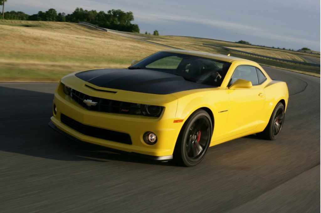 2013 Chevy Camaro 1le Photo Gallery