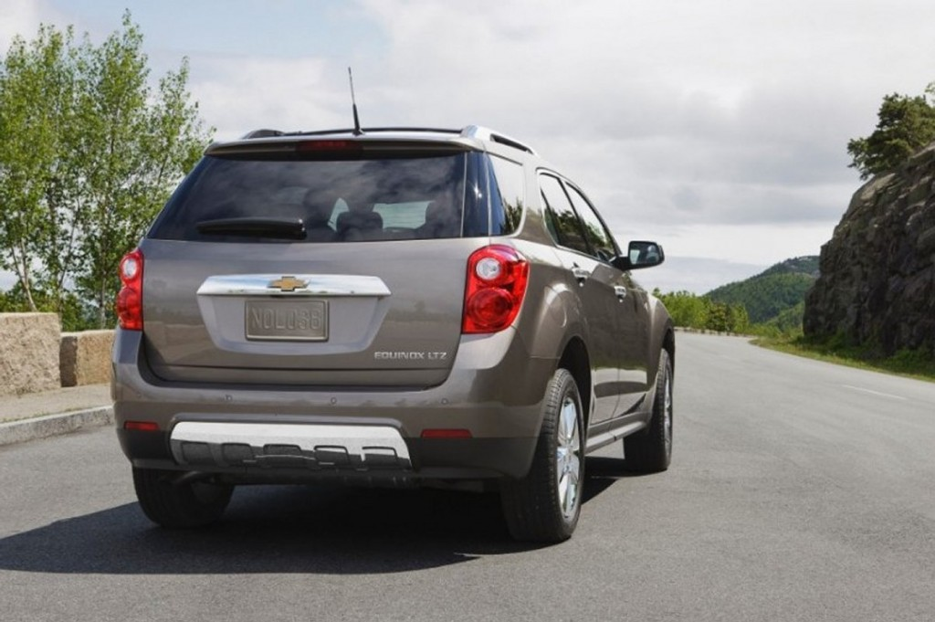 2013 Chevrolet Equinox Chevy Pictures Photos Gallery